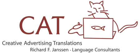 Creative Advertising Translations Richard F. Janssen - Language Consultants